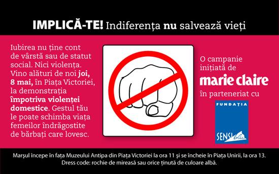 Leaflet Marie Claire