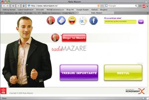 RaduMazare.ro