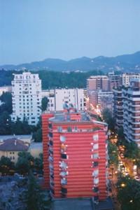 Tirana cea colorata