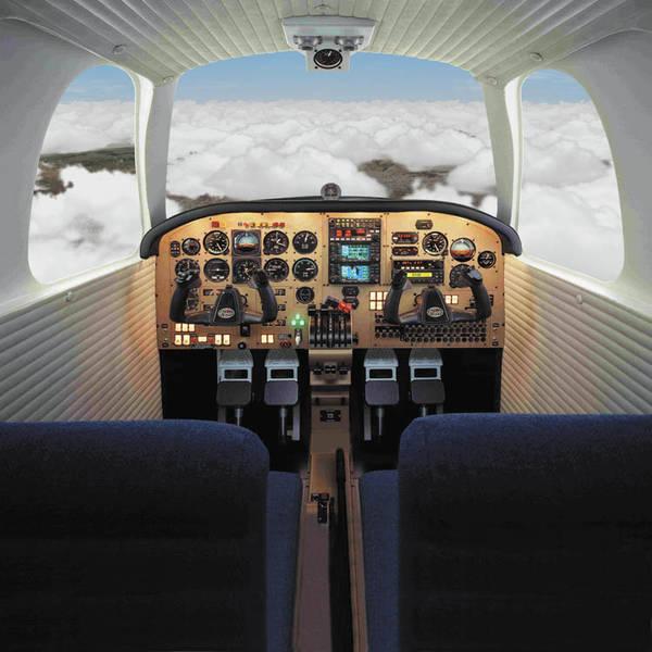 Simulator de zbor Mechtronix