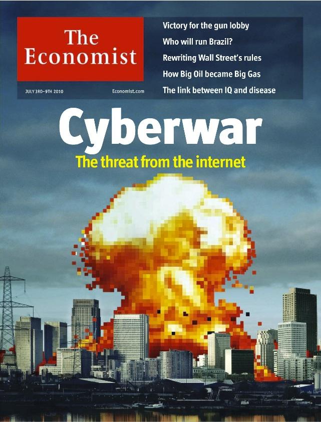 The Economist - Cyberwar