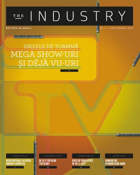 The Industry - coperta nr. 1