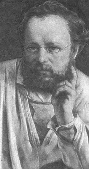 Pierre-Joseph Proudhon, the first self-identif...