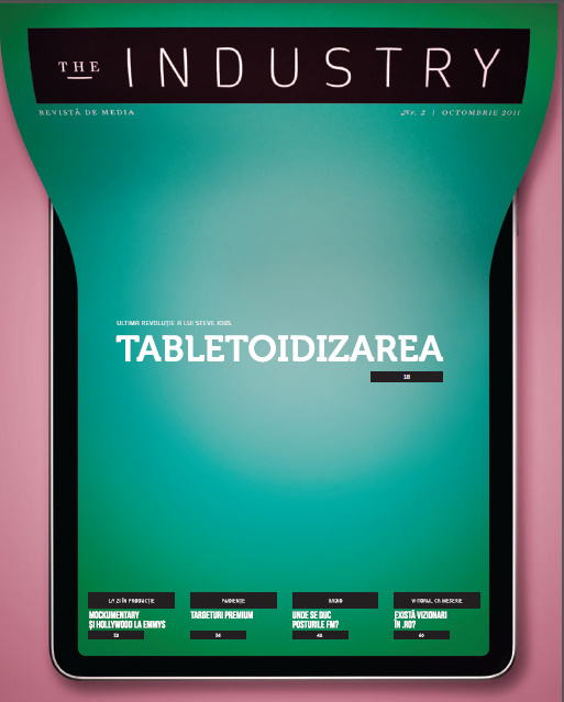 The Industry, coperta nr. 2