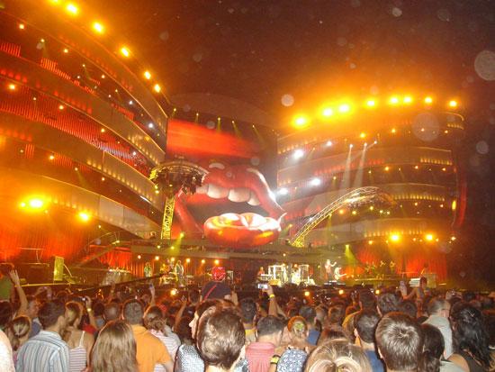 Rolling Stones la București