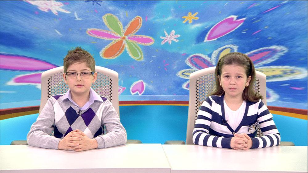 """""""Jurnal pentru copii"""", sâmbăta și duminica, de la 9.30, Digi24"""