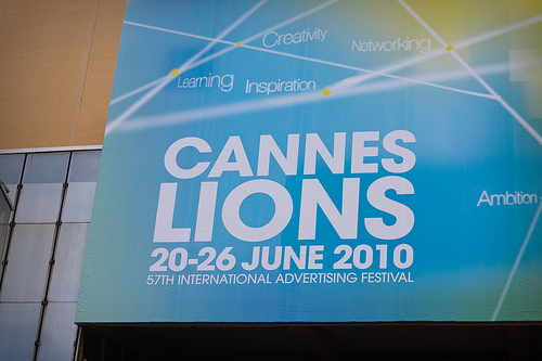 Cannes Lions 57th International Advertising Fe...