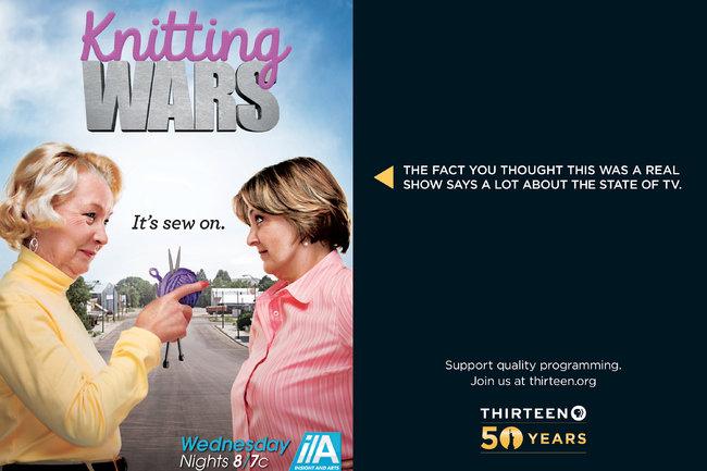 Campanie WNET/PBS, care ia în balon History Channel și explică de ce americanii au nevoie de o televiziune publică