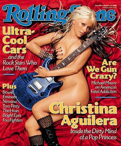 rolling stone christina aguilera