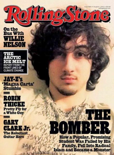 Rolling Stone, ediția Dzokhar Tsarnaev
