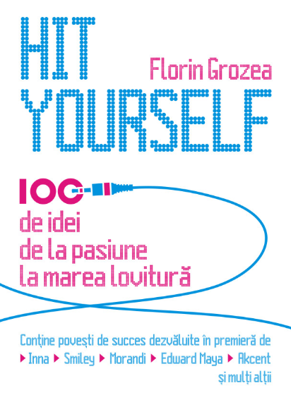 Hit Yourself - coperta toata