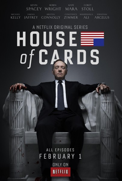 House of Cards - poster, sezonul 1