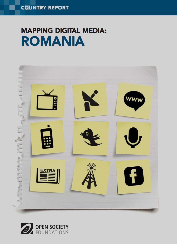 Mapping Digital Media - Romania