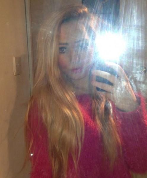Selfie de primă generație, în stil MySpace