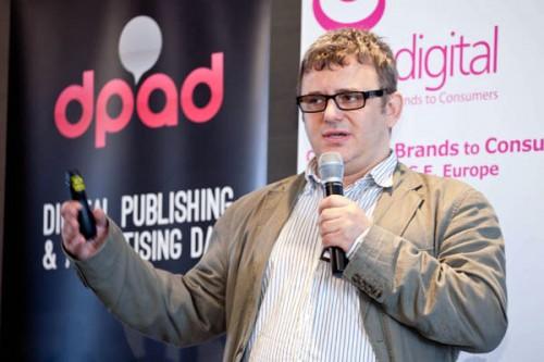 Apr. 2012: Digital Publishing & Advertising Day, Bucharest