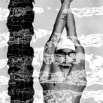 Quinn Rooney - imagine de la Campionatele Australiene de Înot. Sports Action - locul al III-lea