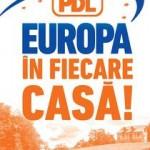"""PDL: """"Europa în fiecare casă"""""""