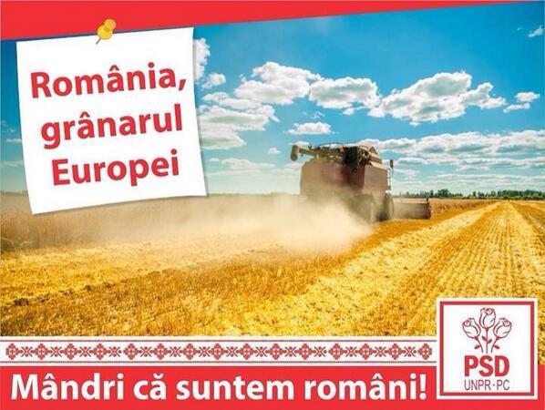 """PSD: """"Mândri că suntem români!"""""""