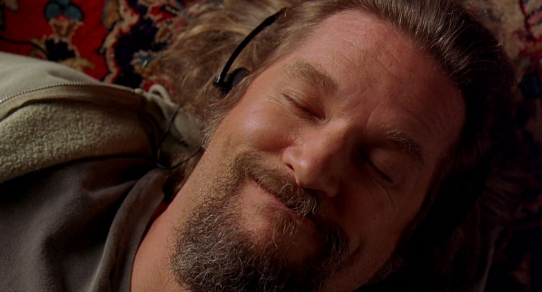Jeff Bridges în The Big Lebowski