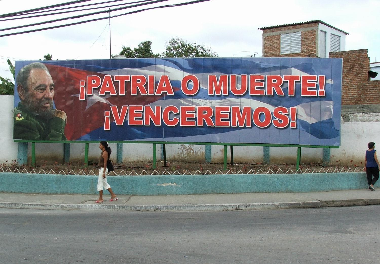 Venceremos la Santiago de Cuba