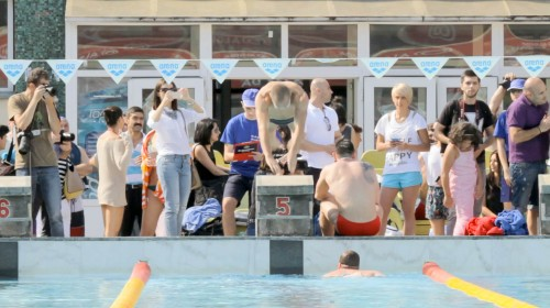 Swimathon - Bucharest
