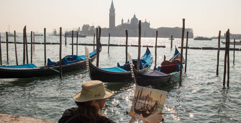 Pictor în Veneția
